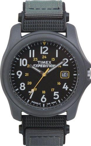 Timex Herren-Armbanduhr Expedition Herren-Armbanduhr XL Analog Nylon T425714E