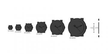 Timex Herren-Armbanduhr Analog Quarz Nylon T40011 -