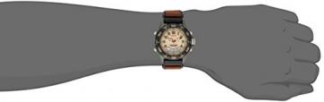 Timex Herren-Armbanduhr Chronograph Quarz Nylon T45181 -