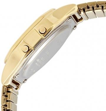 Timex Herren-Armbanduhr Digital Quarz Edelstahl T78677PF -