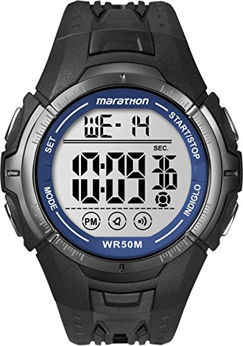 Timex Herren-Armbanduhr Marathon Digital Quarz T5K3594E -