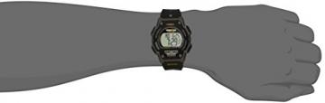 Timex Herren-Armbanduhr Schwarz Digital Kautschuk T5K195SU -