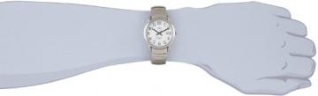 Timex Herren-Armbanduhr Weiß Analog Edelstahl T2H451D7 -