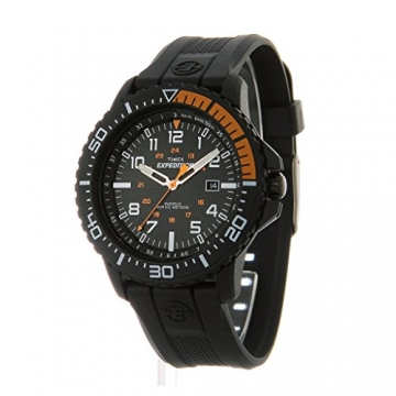 Timex Herren-Armbanduhr XL Timex Expedition Uplander Analog Quarz Plastik T49940D7 -