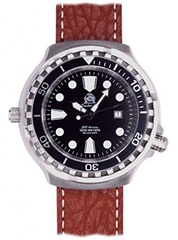 52mm Markante und trendige Automatik Uhr-Tauchmeister Spezial Edition T0254-B