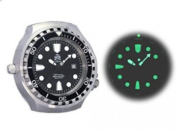 52mm Markante und trendige Automatik Uhr-Tauchmeister Spezial Edition T0254-B -