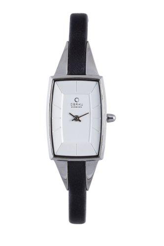 Obaku Harmony Damen-Armbanduhr V120L CIRB Titan-Glas