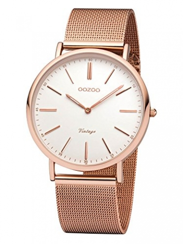 Oozoo Damen-Armbanduhr C7390
