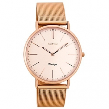 Oozoo Damen-Armbanduhr C7399