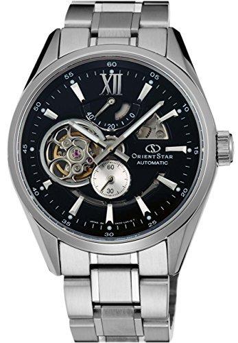 [Orient] Orient Armbanduhr orientstar Orient Sterne Skelett Mechanische Automatik (mit manuell Aufziehen) schwarz wz0181dk Herren