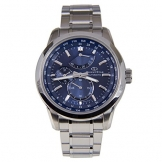 "Orient star ""World Time"" Automatische SAR Saphir Power Reserve Uhr Blau jc00002d wz0021jc"
