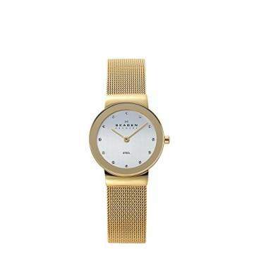 Skagen Damen-Uhren 358SGGD