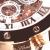 Lindberg & Sons Herren-Armbanduhr Automatik Analog Skelettuhr Leder Schwarz – SK14H003 -