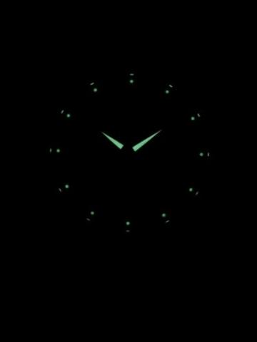 Orient star Retrograde Tag Uhr mit Datum, Gangreserve, Saphirglas de00001W -