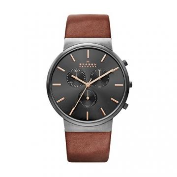 Herren-Armbanduhr Skagen SKW6106