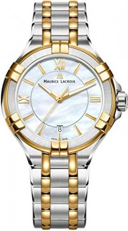 Maurice Lacroix AIKON Damenarmbanduhr Design Highlight -