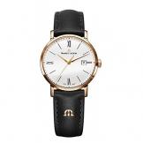 Maurice Lacroix Damen-Armbanduhr Analog Quarz Leder EL1084-PVP01-112-1 -