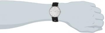Maurice Lacroix Herren-Armbanduhr XL Eliros Analog Quarz Leder EL1087-SS001-110 -