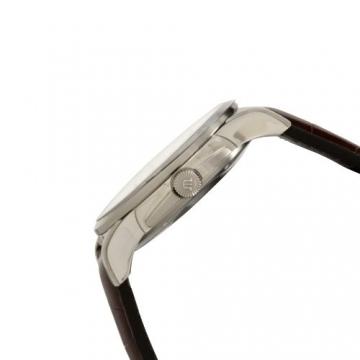 Maurice Lacroix Herren-Armbanduhr XL Pontos Analog Automatik Leder PT6148-SS001-131 -