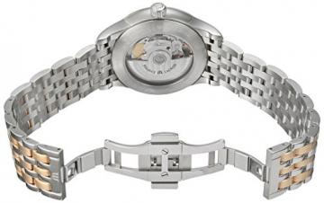 Maurice Lacroix Les Classiques Date Herrenuhr Leder schwarz Saphir Automatik Swiss Made LC6063-SS001-110-1 -