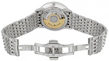 Maurice Lacroix Les Classiques Tradition Gents Uhr, 18Kt Roségold, Schwarz -