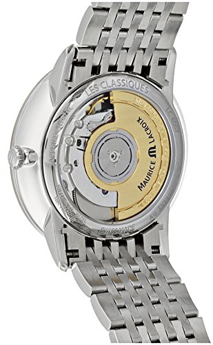 Maurice Lacroix Les Classiques Tradition Gents Uhr, 18Kt Roségold, Weiss -