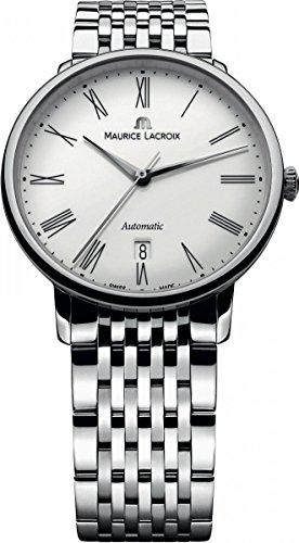 Maurice Lacroix Les Classiques Tradition LC6067-SS002-110 Herren Automatikuhr Klassisch schlicht -