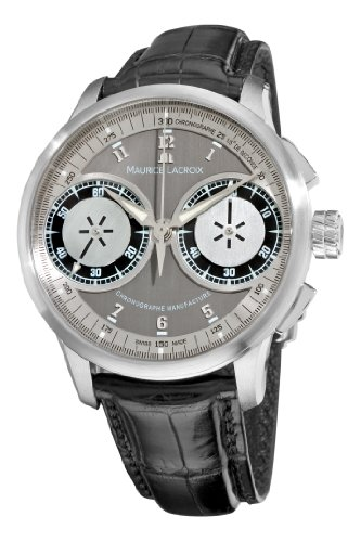 Maurice Lacroix Masterpiece Double Retrograde MP7128-SS001-320 -