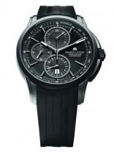 Maurice Lacroix Pontos Black Chronograph Automatik PT6188-SS001-331 -